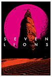Scrojo Seven Lions Poster
