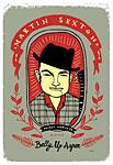 Scrojo Martin Sexton Poster