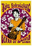 Scrojo Jake Shimabukuro Poster