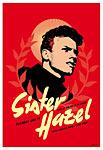 Scrojo Sister Hazel Poster