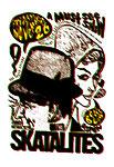 Scrojo Skatalites Poster