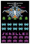Scrojo Skrillex Poster