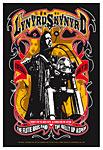 Scrojo Lynyrd Skynyrd Poster