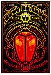Scrojo Soul Sirkus Poster