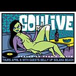Scrojo Soulive Poster