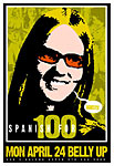 Scrojo Spanish for 100 Poster