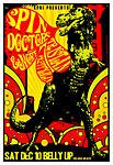 Scrojo Spin Doctors Poster