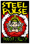 Scrojo Steel Pulse Poster