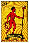 Scrojo Sufjan Stevens Poster