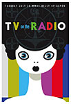 Scrojo TV on the Radio Poster
