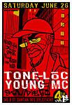 Scrojo Tone-Loc Poster