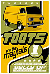 Scrojo Toots and the Maytals Poster