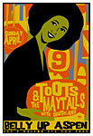 Scrojo Toots and the Maytalls Poster