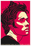 Scrojo Rufus Wainwright Poster