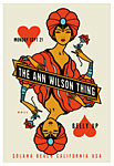 Scrojo The Ann Wilson Thing Poster