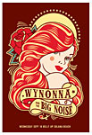 Scrojo Wynonna and the Big Noise Poster