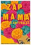 Scrojo Zap Mama Poster