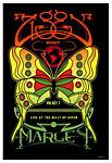 Scrojo Ziggy Marley Poster