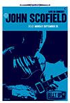 Scrojo John Scofield Poster